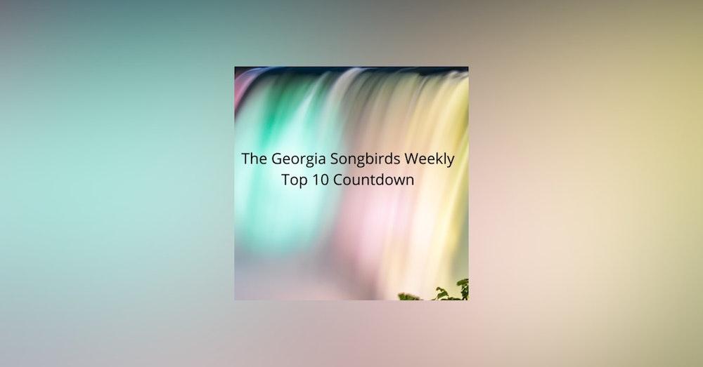 The Georgia Songbirds Weekly Top 10 Week 62