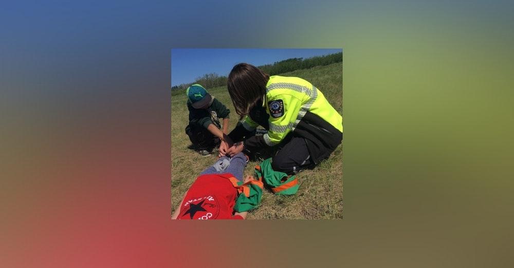 Episode 62 - First Aid Planning & Training Drills