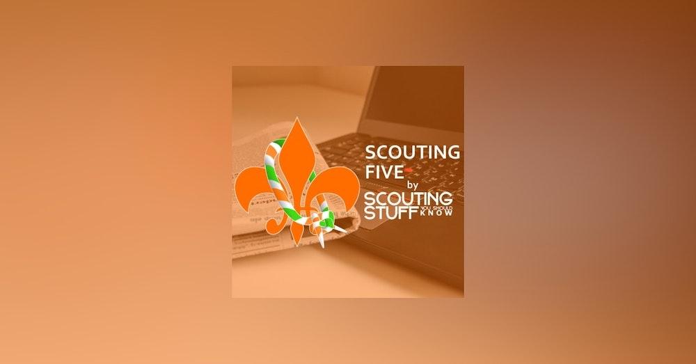 Scouting Five 039 - Week of July 23, 2018