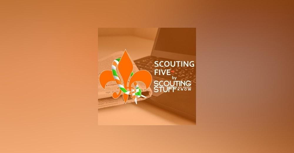 Scouting Five 042 - Week of August 27, 2018