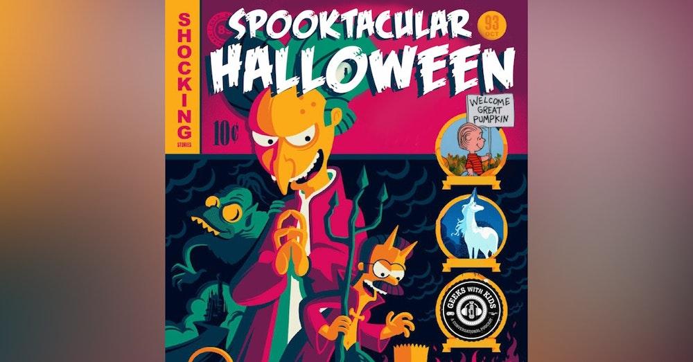 Episode 96: A Spooktacular Halloween