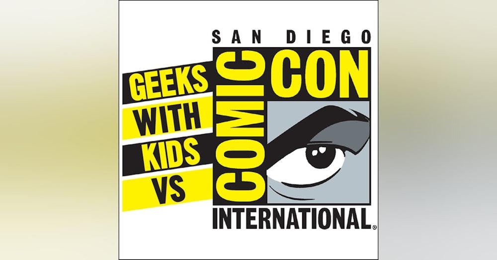 Episode 90: The Geeks vs Comic Con 2018