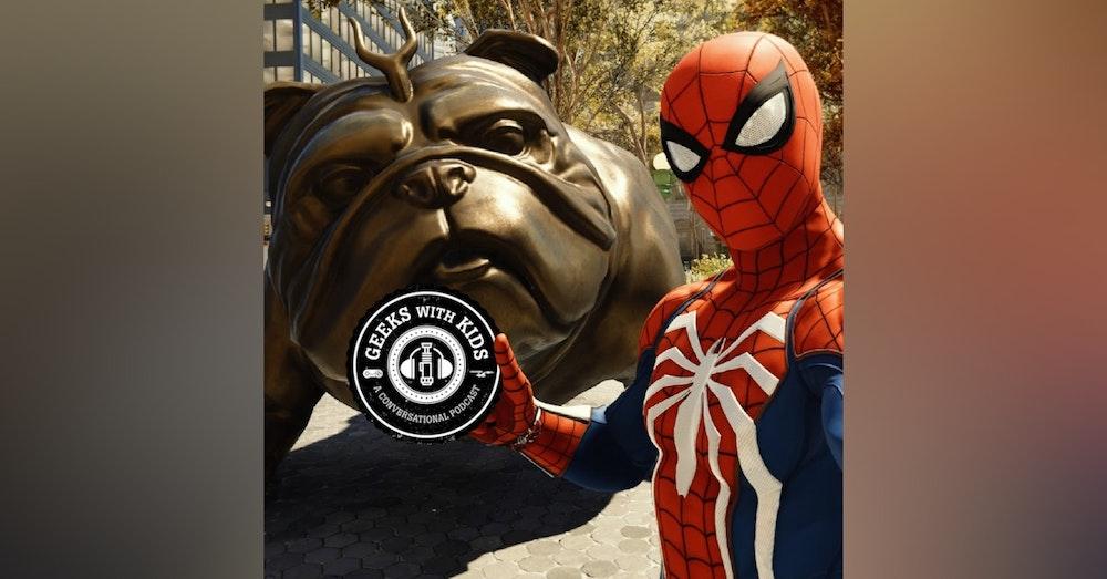Episode 93: Your Friendly, Neighbourhood Spider-Geeks