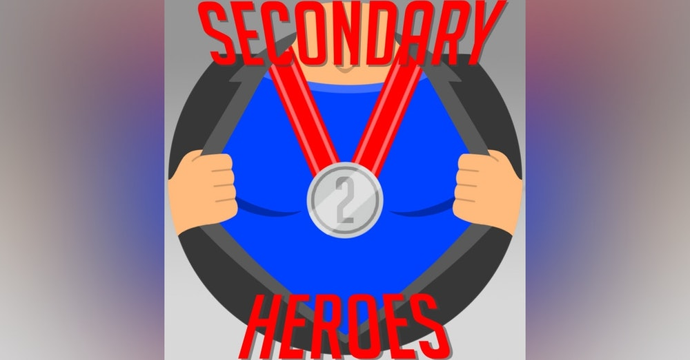 Secondary Heroes Podcast Episode 64: The Best & Worst Moms In Pop Culture