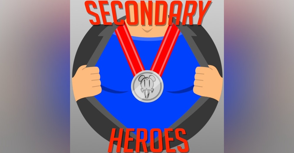 Secondary Heroes Podcast Episode 66: Joining The Art Side With Nathan Hamill
