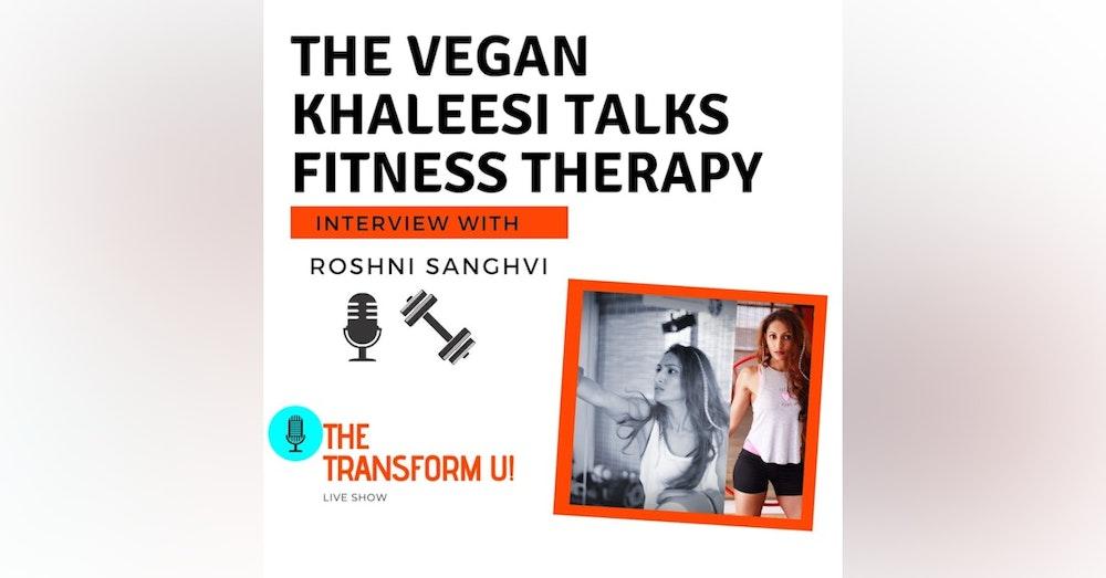 First Plant-Based BodyBuilder Roshni Sanghvi Talks Mental Health