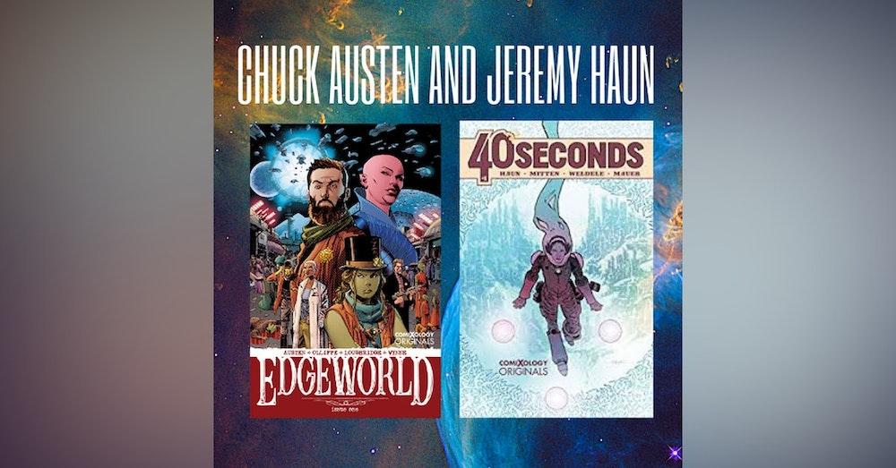 Edgeworld And 40 Seconds Comixology Originals
