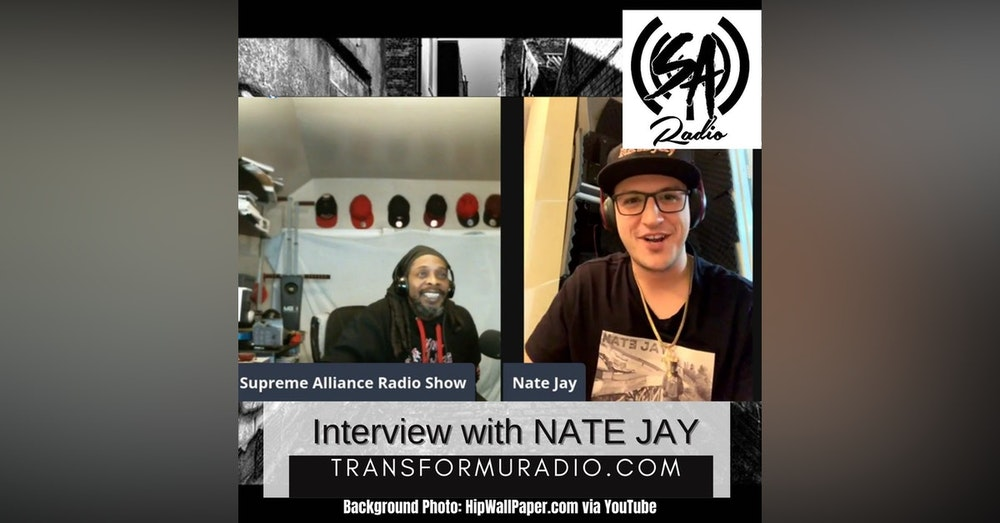 Music Interview with Hip Hop artist Nate Jay