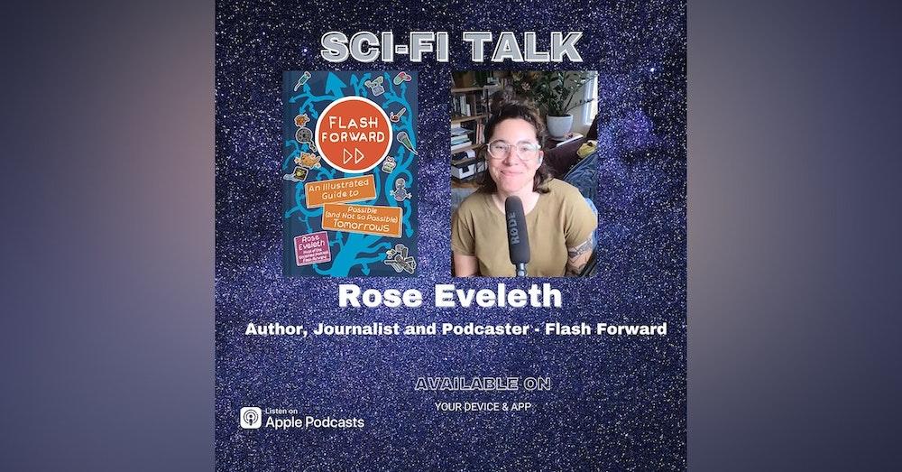 Rose Eveleth Flash Forward Podcast