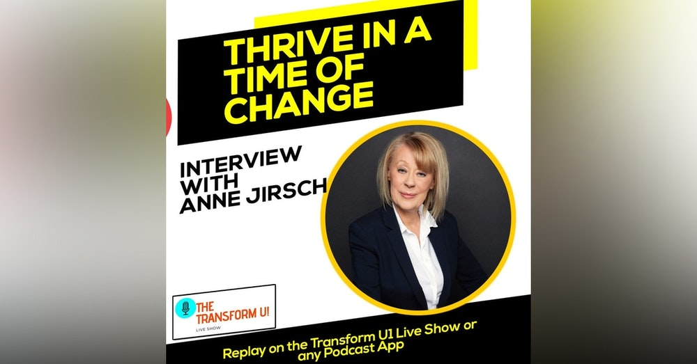 10 Strategies to Help You Get Ahead Interview with Anne Jirsch