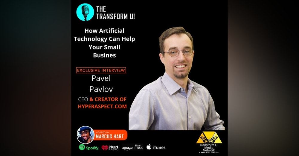 Can Artificial Intelligence Transform Your Small Business Now   Interview with HyperAspect CEO