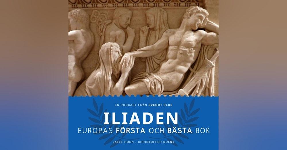 Om Iliaden - Europas första och bästa bok