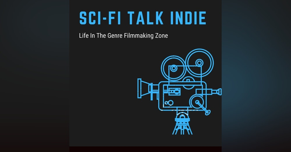 Thanksgiving Marathon: Sci-Fi Talk Indie : Jonathan Berman Calling All Earthlings