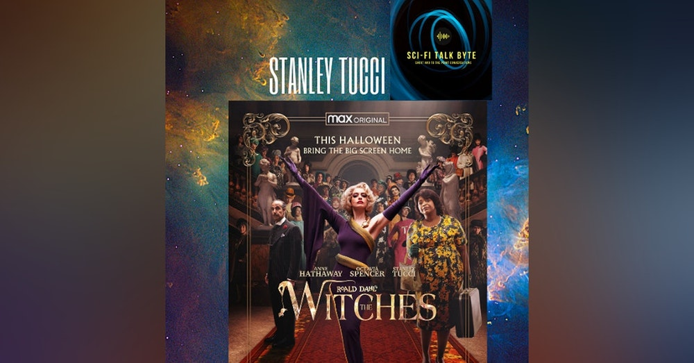 Byte Stanley Tucci On The Witches