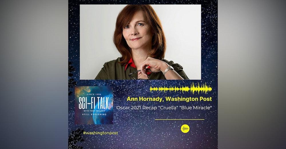 Byte Ann Hornaday On Cruella