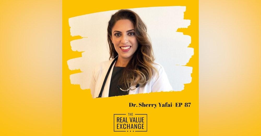 123. Dr. Sherry Yafai | State of Medical Marijuana |  Flashback