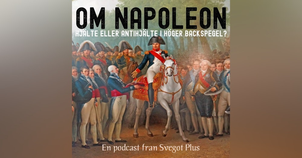 Om Napoleon - hjälte eller antihjälte i höger backspegel?