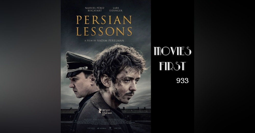 Persian Lessons (Drama, War) (the @MoviesFirst review)