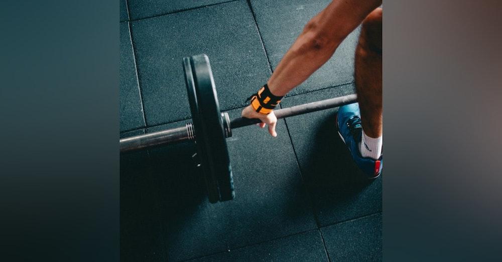 Om att komma igång - och fortsätta - att träna
