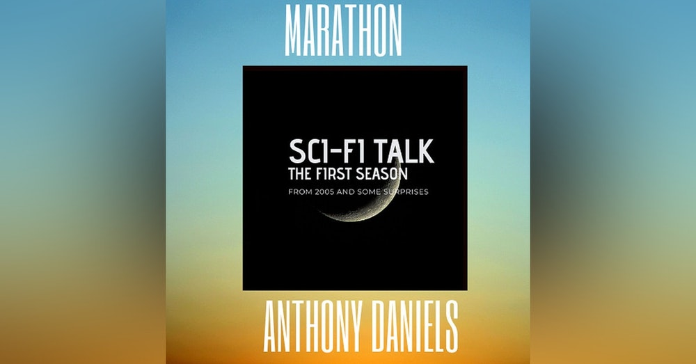 Holiday Marathon Anthony Daniels