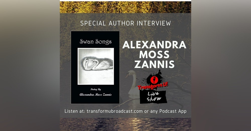 Episode 37: Swan Songs - Author Interview with Alexandra Zannis