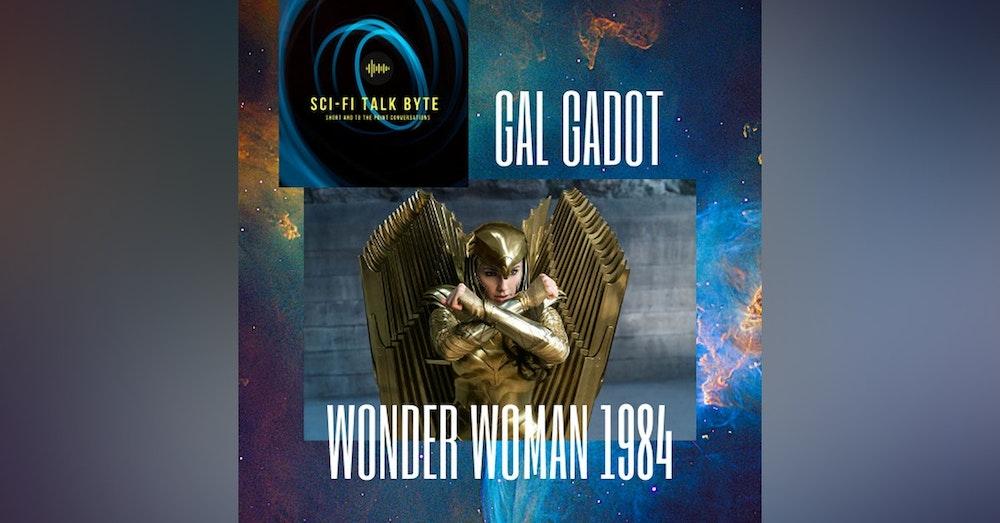 Byte Gal Gadot Wonder Woman 1984