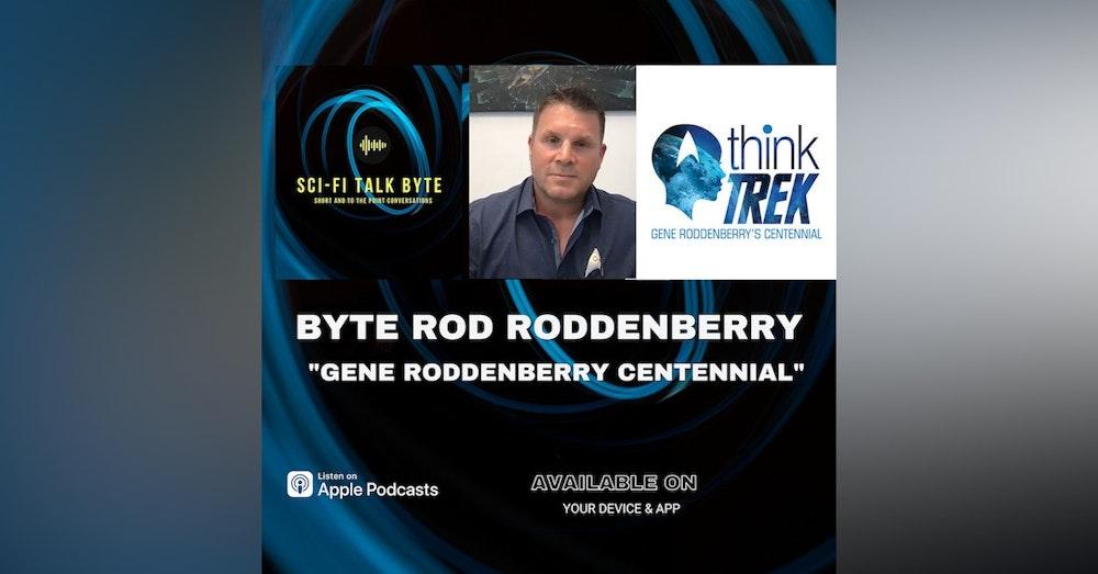 Byte Rod Roddenberry Think Trek