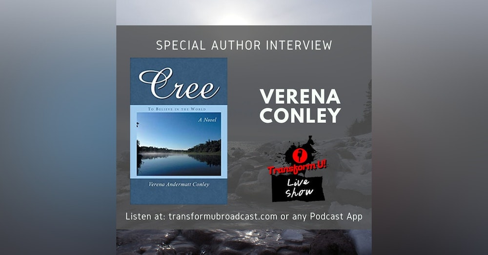Episode 48: Transformation and Northern Minnesota Wilderness Escape with Author Verena Conley
