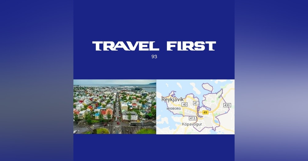93: Iceland Day 6 - Exploring Reykjavick