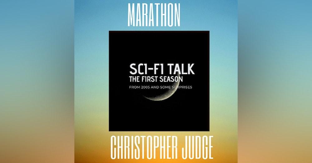 Holiday Marathon Christopher Judge