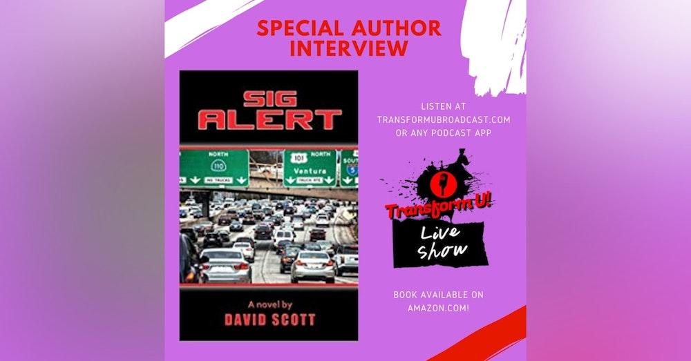 Episode 35: Author Interview with David Scott