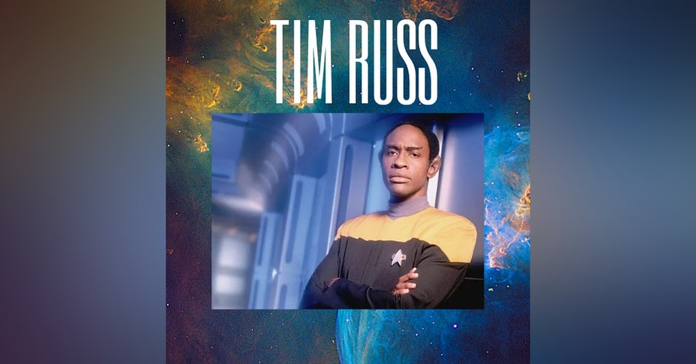 Tim Russ:  Race In Science Fiction