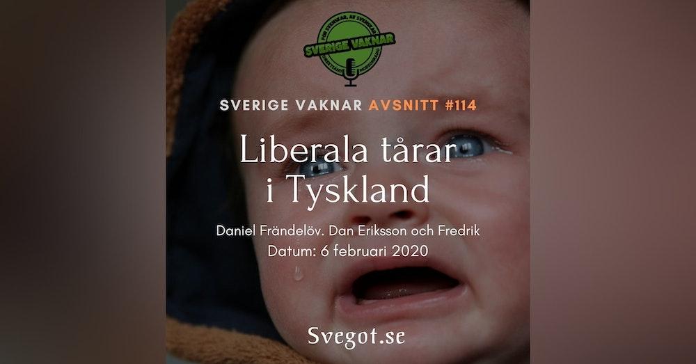 114. Liberala tårar i Tyskland
