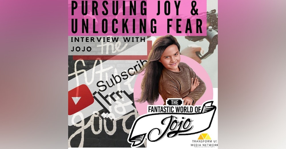 Kid #YouTuber #Jojo on Pursuing Happiness and Importance of Expressing Emotions