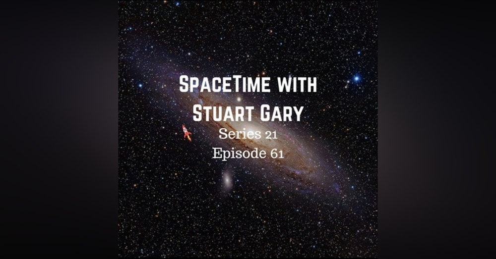 61: Andromeda's galactic cannibalism - SpaceTime with Stuart Gary Series 21 Episode 61