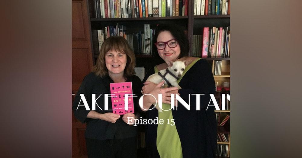 16: Writer & so much more - Heidi Mastrogiovanni - Take Fountain with Ella James Episode 15