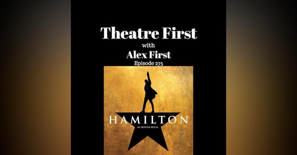 Hamilton - The Musical (Lyric, Sydney)