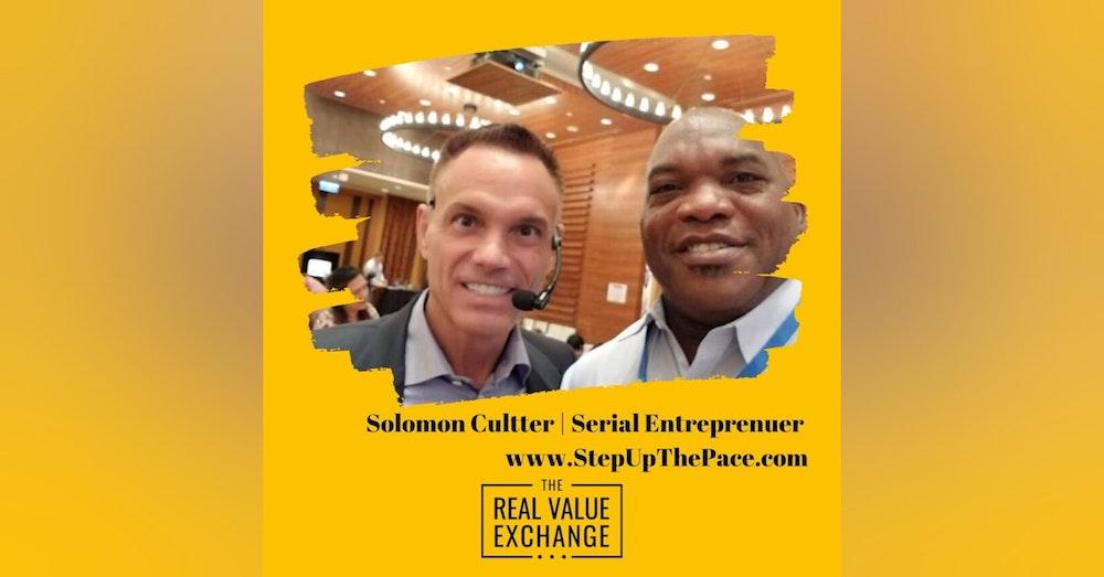 109. Solomon Cutler - Family Business | Power Parenting | StepUpThePace.com