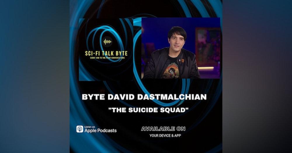 Byte David Dastmalchian