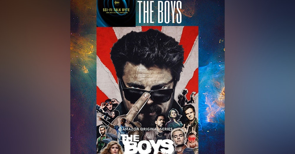 Byte Karl Urban And Laz Alonso On The Boys SeasonTwo