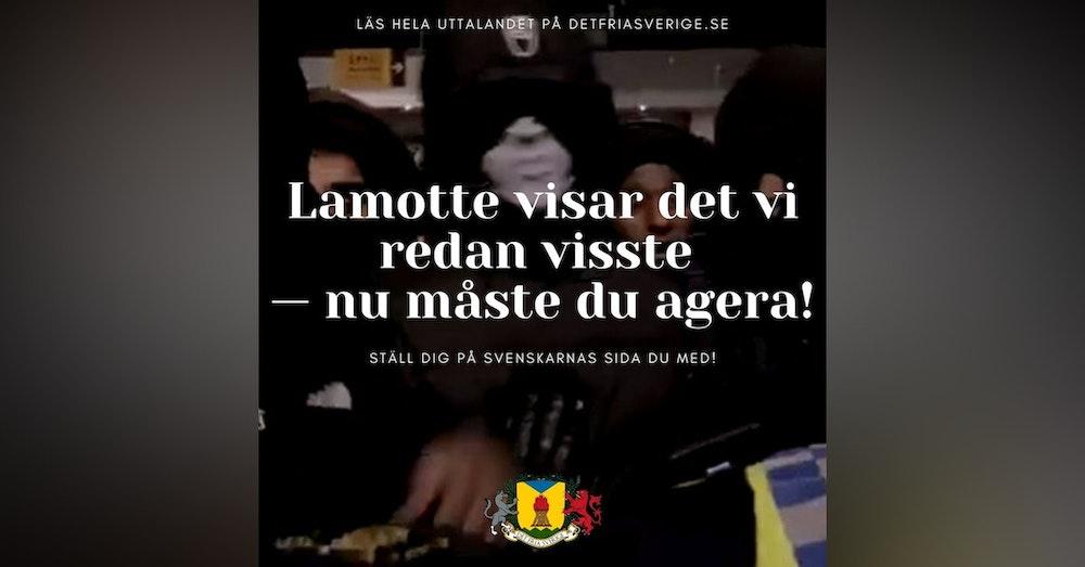 Lamotte visar det vi redan visste — nu måste du agera!