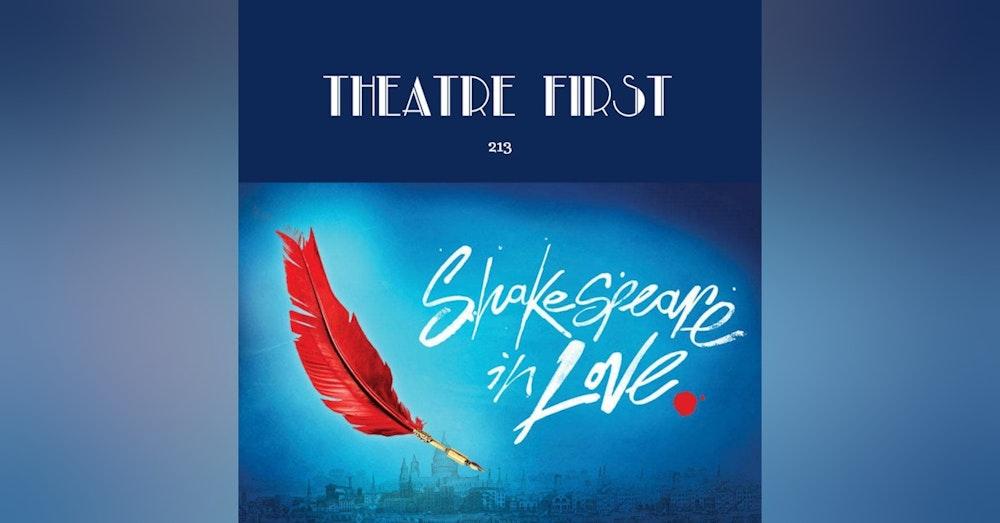 213: Shakespeare In Love (Melbourne Theatre Company, Melbourne, Australia)