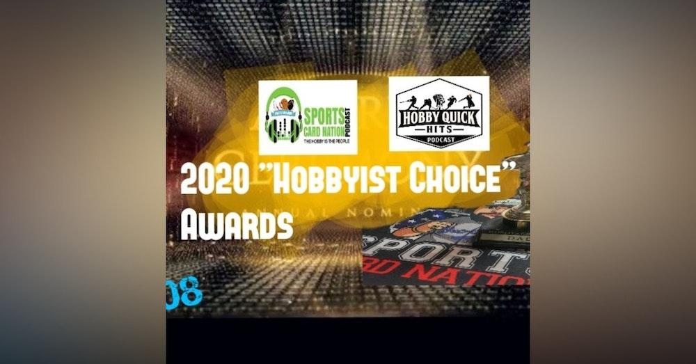 """Ep.108 SCN """"Hobbyist Choice"""" Awards(2020)"""