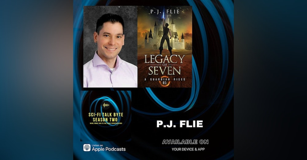 Byte Legacy Of The Seven A Guardian Rises