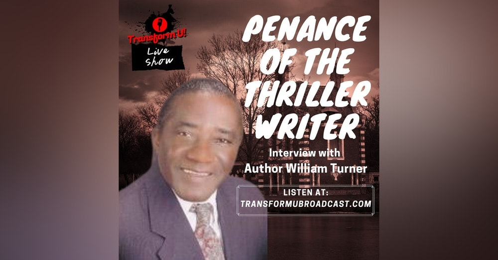 Episode 14: Penance of the Thriller Writer