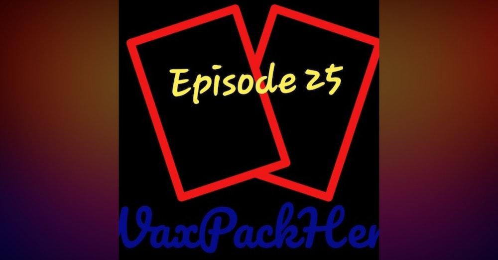 Ep.25 w/Mike Sommer/Wax Pack Hero,Gary Vee talk/Open Mic