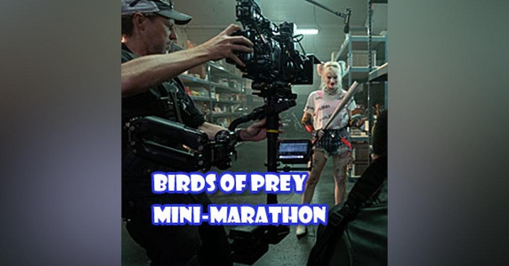 Byte Birds Of Prey Margot Robbie And Ewan McGregor