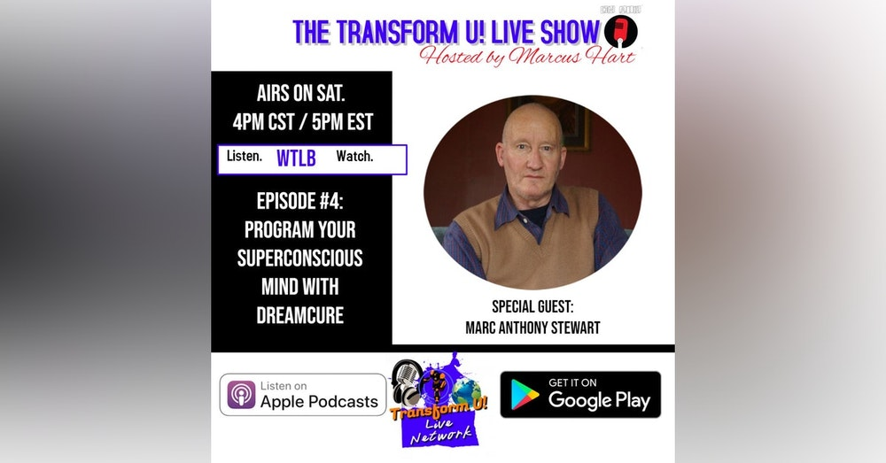 Episode 4: Program Your Superconscious Mind with Dreamcure Vibe