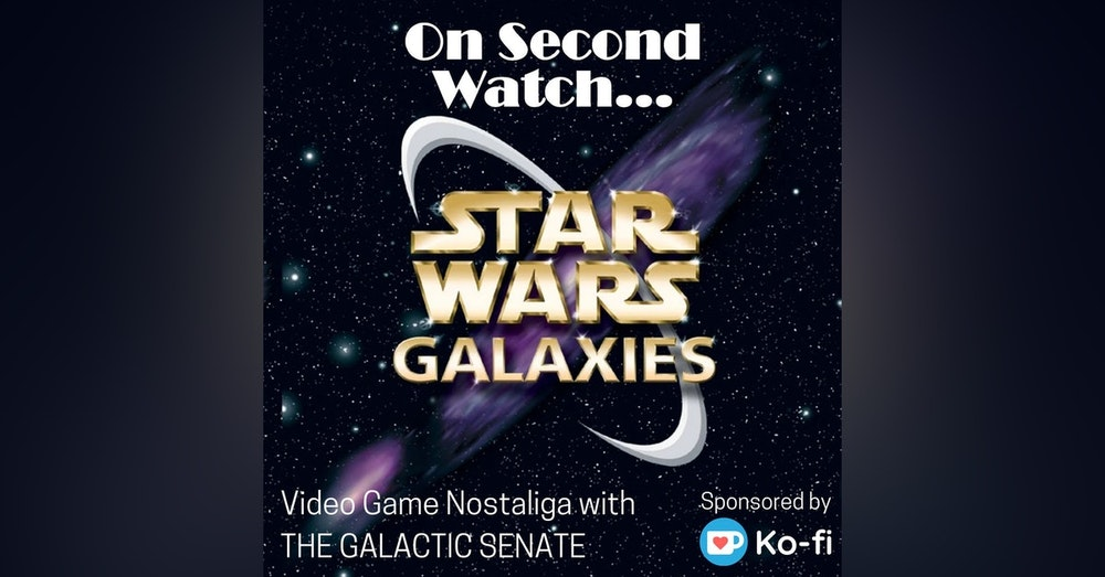 BONUS - Star Wars Galaxies (2003) - The Galactic Senate Reconvenes!