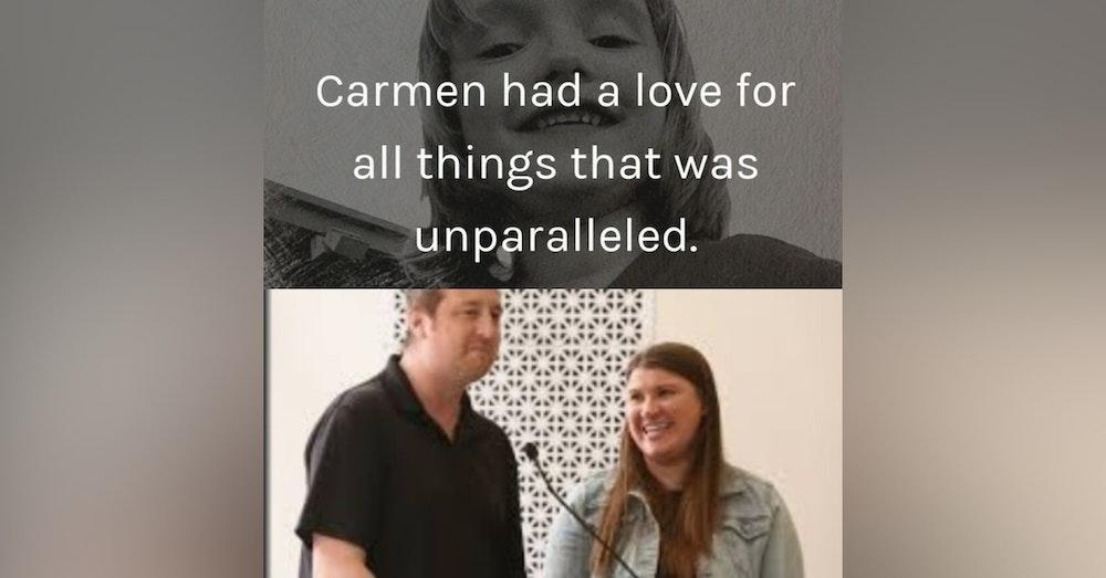 Ep.48 w/Steve & Heather Winfree/Brian Bice Carmen's Angel Fund & helping others